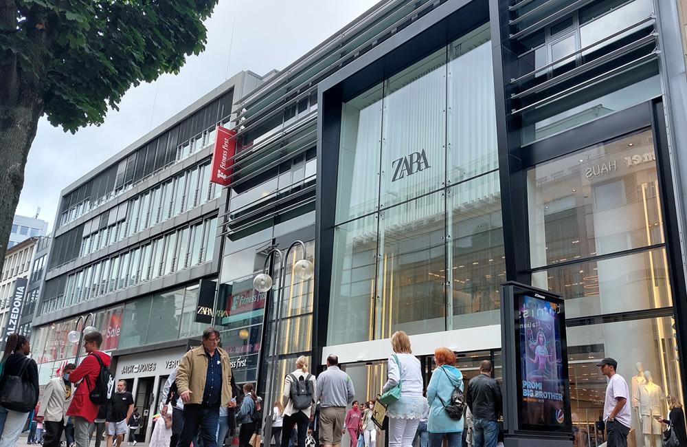 AACHENER GRUNDVERMÖGEN - Einzelhandelsimmobilie - Köln